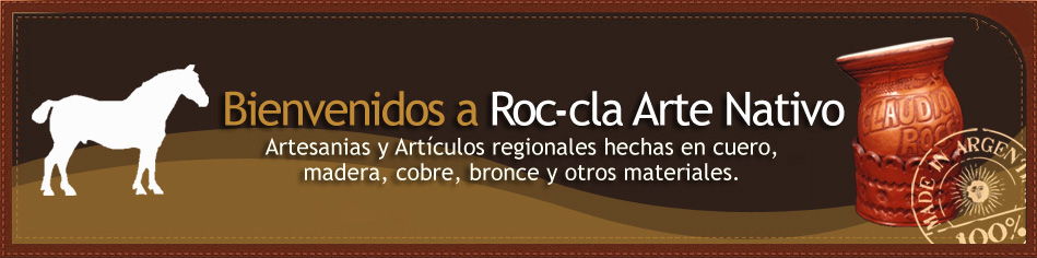 Roccla Arte Nativo: Articulos Artesanales